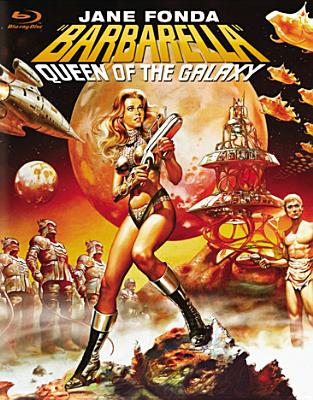 BARBARELLA BY FONDA,JANE (Blu-Ray)